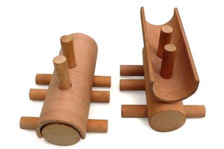 Guide wood filament