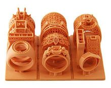 Rings 3D printing jewellery