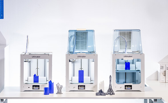 Pack Ultimaker 2+ Connect