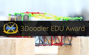 3Doodler awards 2015 - Education