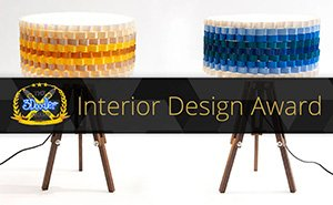 3Doodler Awards 2015 - Design d'intérieur