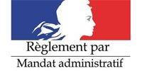 Réglement par mandat administratif
