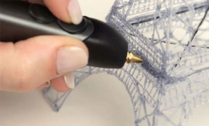 3Doodler 3D pen school
