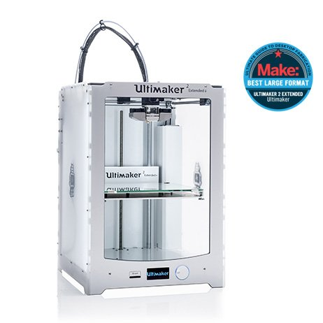 Ultimaker 2 Extended+ récompense