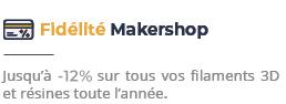 Fidélité Makershop