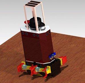 Makershop Pro Challenge catégorie robotique
