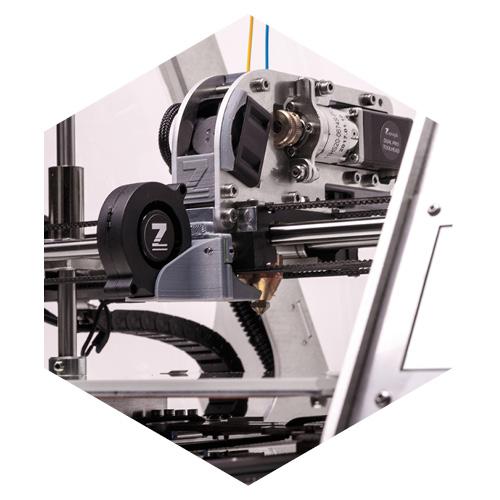 imprimante zmorph durable