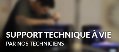 Support technique à vie