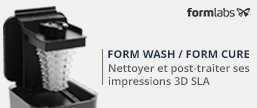Form Cure et Form Wash